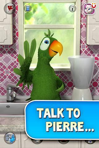 Talking Pierre - Imagem 1 do software