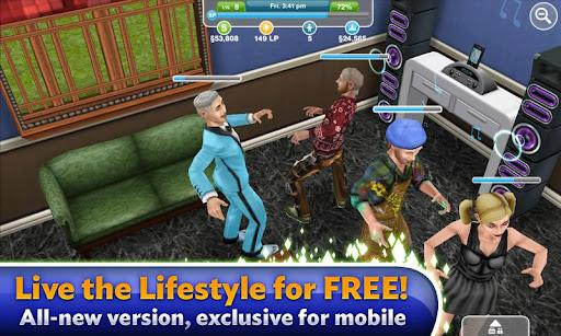 The Sims FreePlay - Imagem 1 do software