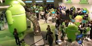 Google: o estande mais legal da MWC 2012 [vídeo]