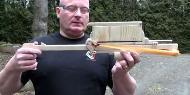 Nerd Revenge 2000, a metralhadora de lápis que todo arteiro gostaria de ter