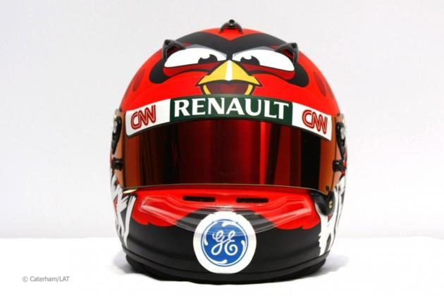 [NEWS] Piloto de Fórmula 1 vai usar capacete de Angry Birds em 2012[NEWS] 4077246641595534