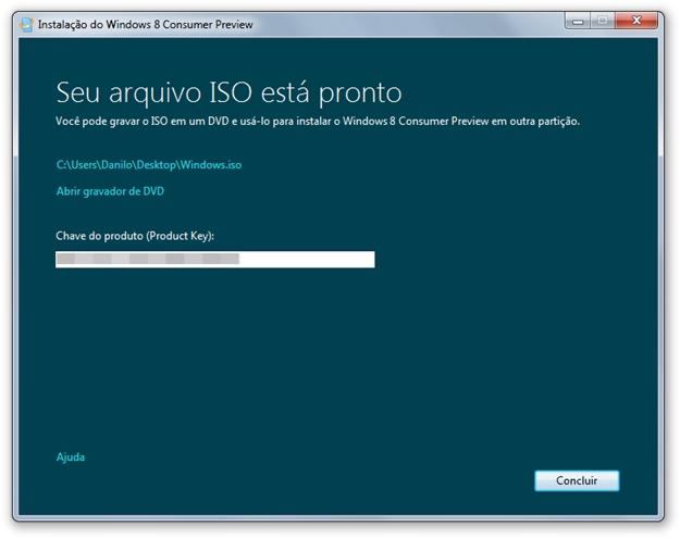 Instalando o Windows 8 [Vídeo] 897421783116214