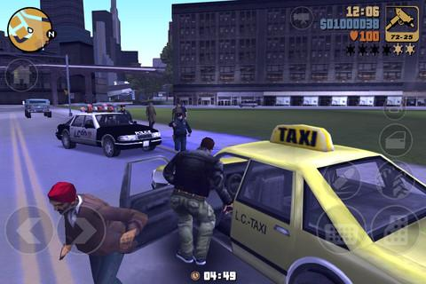 Grand Theft Auto 3 - Imagem 1 do software