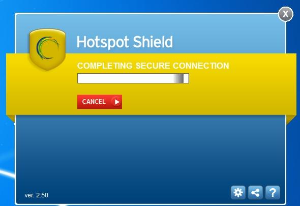 Hotspot Shield.