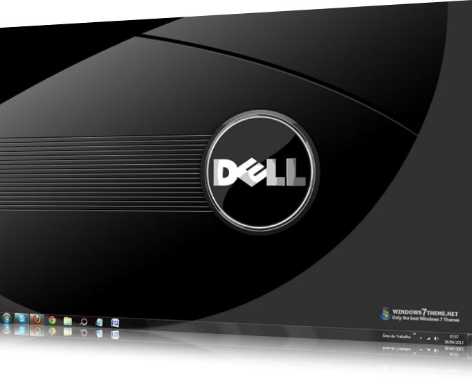 Dell Windows 7 Theme