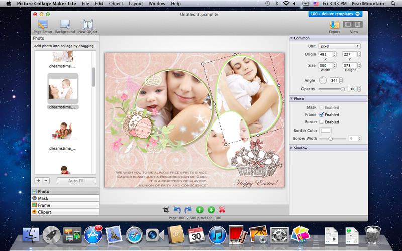 Programa de fazer montagem em fotos