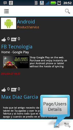 Fast Facebook (Beta) - Imagem 3 do software