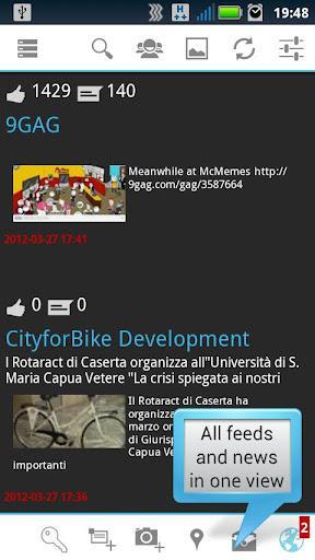 Fast Facebook (Beta) - Imagem 1 do software