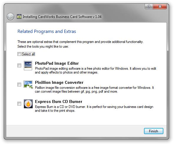 Cardworks free business card software download cardworks free business card software reheart Choice Image