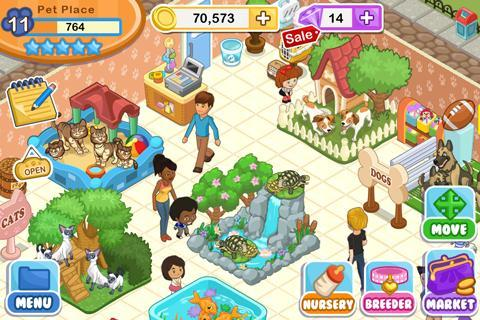 Pet shop story download for Mobilia zoo