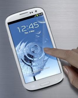 Confira as novidades presentes no Samsung Galaxy S III