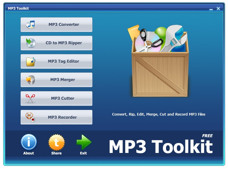 MP3 ToolKit