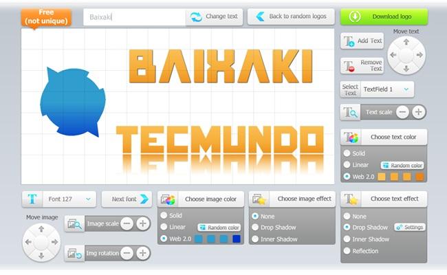 Free Logo Maker amp Logo Generator  Make a Logo Online