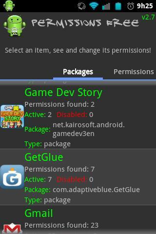 Android: como restringir permissões e acessos 30730135720132853