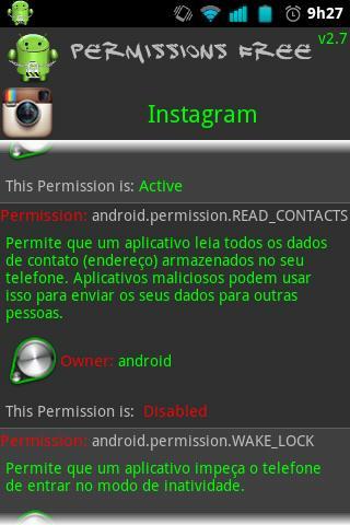 Android: como restringir permissões e acessos 30730135720133116