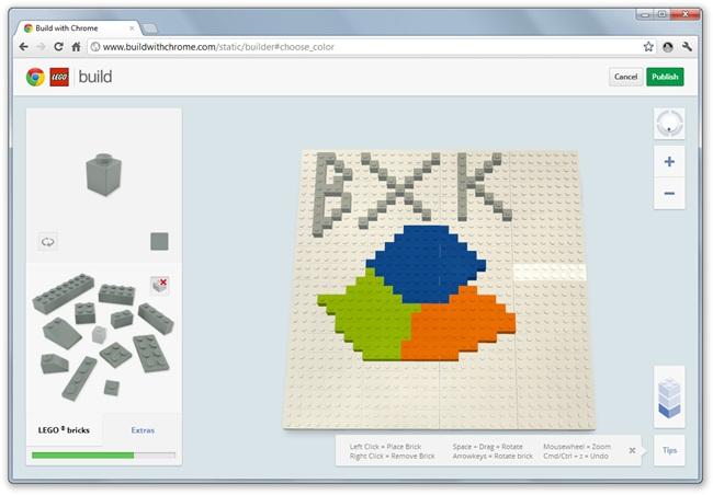 Build With Chrome - Imagem 4 do software