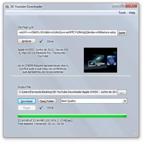 3d youtube downloader download 3d youtube downloader imagem 1 do software ccuart Image collections