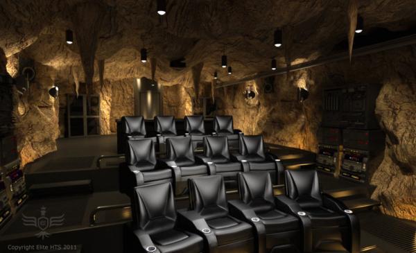 12 salas de cinema fantásticas que o dinheiro pode comprar