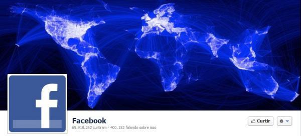 As 10 páginas mais populares do Facebook