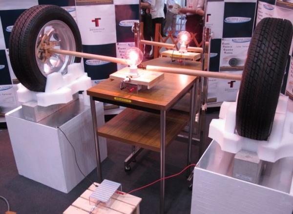 Japoneses transmitem energia elétrica sem fio por 10 cm de concreto