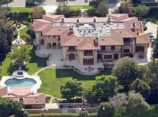 As 8 casas mais caras das celebridades mega curioso for Celebrities houses in la
