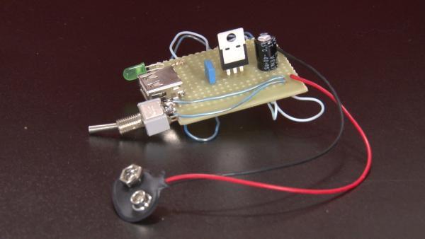 Área 42: como fazer um carregador de celular portátil