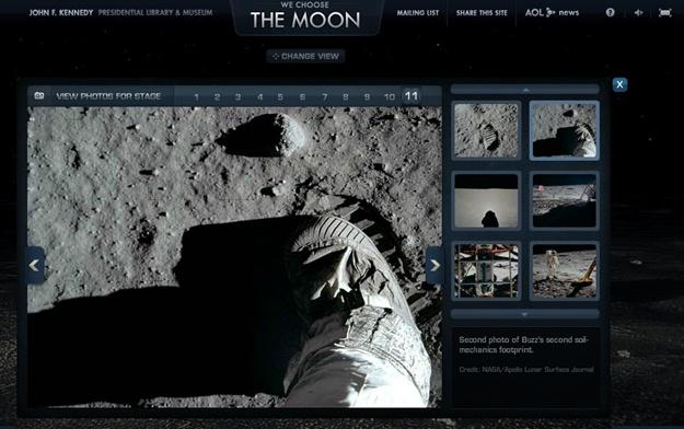 We Choose the Moon - Imagem 2 do software