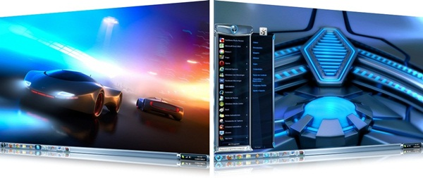 AlienGUIse para Windows 7