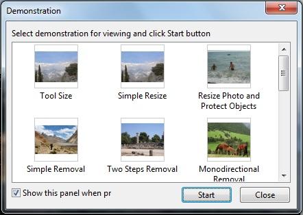 Os tutoriais ajudam os novatos a editarem imagens.