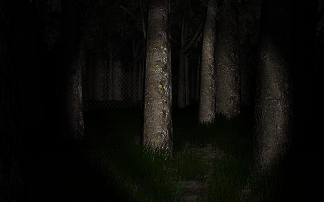 Slender Man Um game de Terror 9247403516752