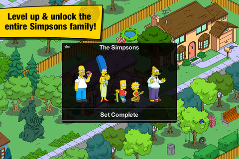 The Simpsons™: Tapped Out.