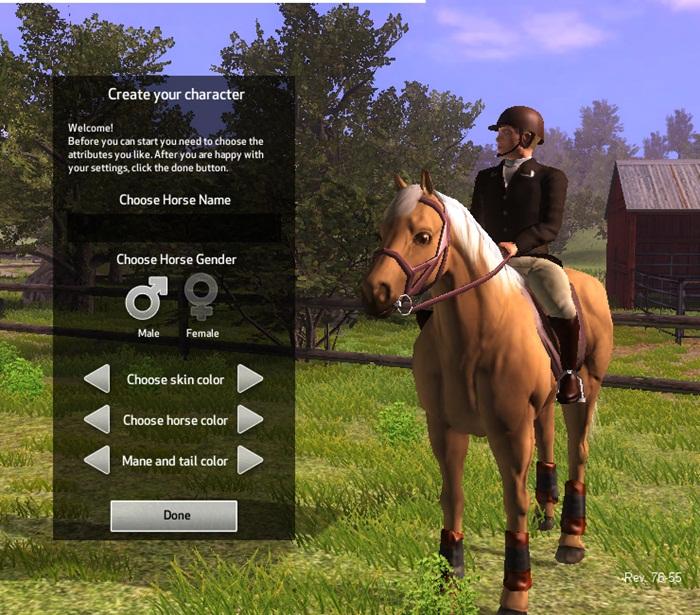 Jogos online de cavalos