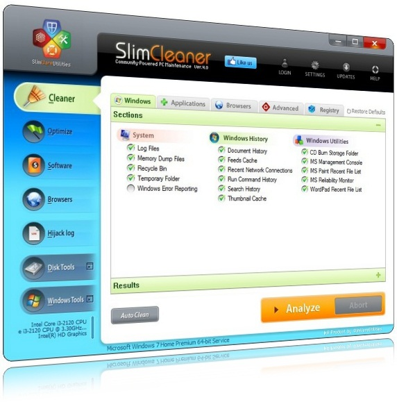 SlimCleaner 4