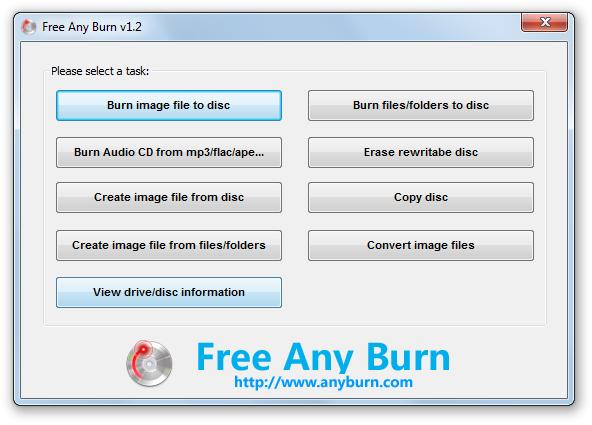FREE ANY BURN 2.9