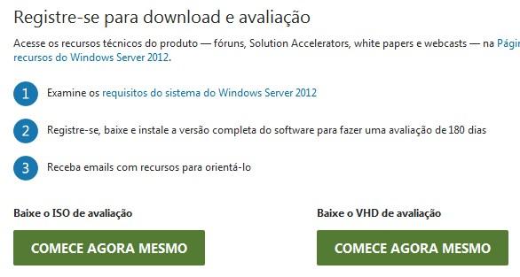 Escolha o tipo de arquivo e faça o download.