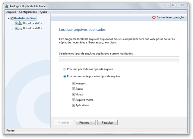AUSLOGICS DUPLICATE FILE FINDER 5.1.0.0