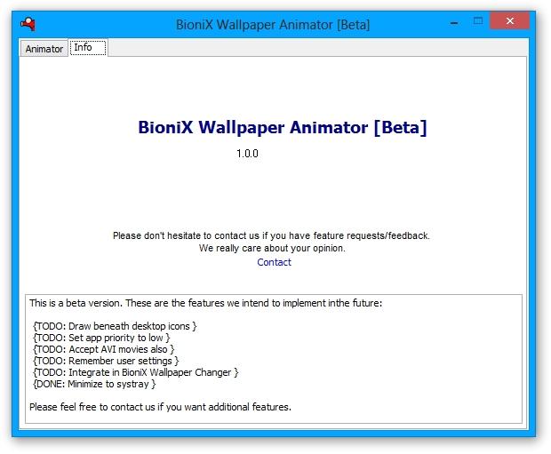 bionix wallpaper animator download baixaki