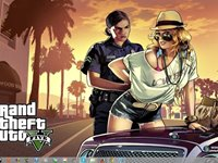 Imagem 3 do Grand Theft Auto V Windows 7 Theme