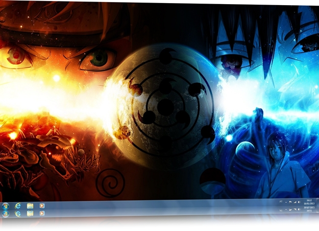 Naruto Windows Theme Download