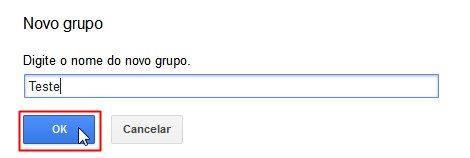 Gmail: como criar um grupo de contatos