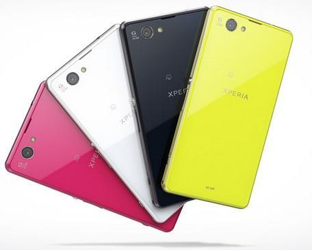 Sony anuncia o Xperia Z1f, a versão mini do Xperia Z1 [vídeo]