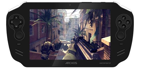 Archos anuncia o GamePad 2 [vídeo]