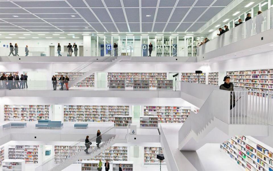 Conheça as 12 bibliotecas mais impressionantes do mundo [galeria]