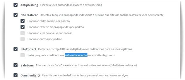 Configurando o plugin para Google Chrome