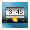 3D Flip Clock & World Weather 1.15