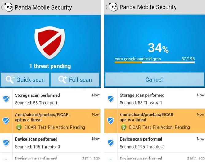 Panda Mobile Security & Antivirus