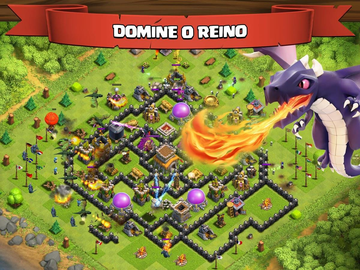 Clash of Clans downl