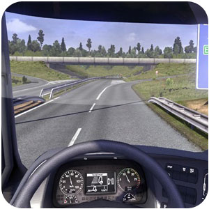 Euro Truck Simulator 1.3 DEMO