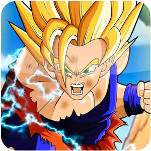 Dragon ball z windows 7 theme download for Chambre dragon ball z