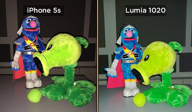 Camera Do IPhone 5S Ganha Da Do Lumia 1020 Em Teste Feito